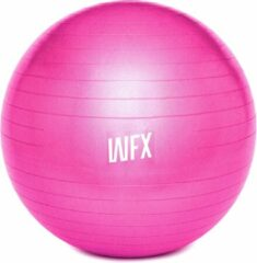 #DoYourFitness Gymnastiek Bal - »Orion« - zitbal en fitness bal ter ondersteuning van lichaamshouding, coördinatie en balans - Maat : 85 cm - roze