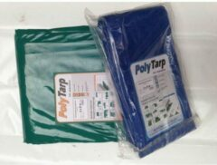 PVC-Tarp.com / Lankotex Afdekzeil | Dekzeil | Dekkleed | Afdekkleed | Bache | PVC-600 |3,5 x 5 groen