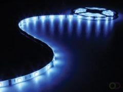 Blauwe Velleman Flexibele Led Strip - Blauw - 150 Leds - 5M