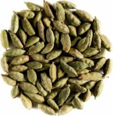 Valley of Tea Kardemom Groene Peulen Gourmet Bio - Intens Aromatisch - Harsachtige Geur Peul - Kardemom 100g