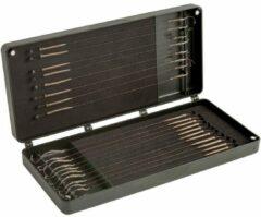 Groene Fox F Box Medium Double Rig Box System - Incl. Pins - Opbergbox