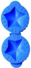 Tovolo Keukenhulp Bakken Pastei vorm ster Blauw