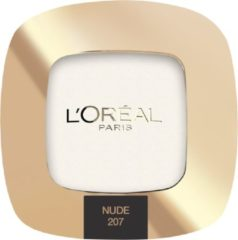 Creme witte L'Oréal Paris L'Oréal Paris Color Riche L'Ombre Pure Mono - 207 Snow in Megeve - Light grey - Oogschaduw