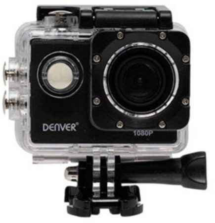 "Afbeelding van Zwarte Denver Electronics Denver ACT-1015 HD Action Camera with 2""TFT screen"