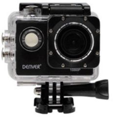 "Zwarte Denver Electronics Denver ACT-1015 HD Action Camera with 2""TFT screen"