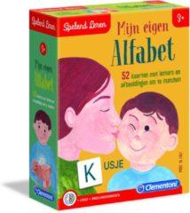 Clementoni Spelend Leren Alfabet Educatief spel