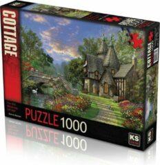 KS Games The Old Waterway Puzzel 1000 Stukjes