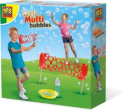 Rode SES Creative bellenblaasset multi bubbels