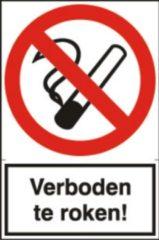 Artelli Sticker Verboden te roken (Prijs per stuk)