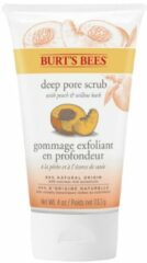 Burts Bees Burt's Bees Peach and Willowbark Deep Pore Scrub