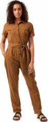 Oranje Craghoppers - UV Jumpsuit voor dames - NosiLife Rania - Donkergroen - maat S (38)