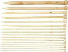 Creativ company Breinaalden, l: 35 cm, 2,5-20, 16 paar