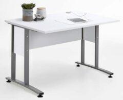 FD Furniture Computer bureau Calvia 120 cm breed - wit