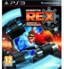 Activision Generator Rex: Agent Of Providence