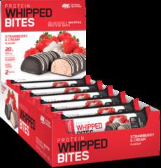 Optimum Nutrition Protein Whipped Bites 12x76g Erdbeere