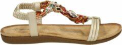 Dolcis dames sandaal - Goud - Maat 36
