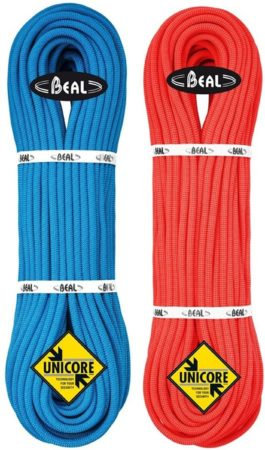 Afbeelding van Beal Joker 9.1 Unicore Dry Cover Multinorm Klimtouw 70m Blauw