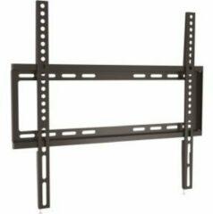 Zwarte Ewent EW1502 Easy Fix L ultra dunne wandsteun voor tv's tot en met 55 inch