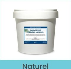 Claudius Cosmetics B.V Bodycrème Pakking Naturel 5 liter