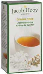 Jacob Hooy Groene Thee Jasmijn (20st)