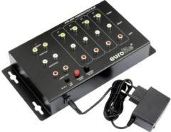 EUROLITE AVS-402 Video switch 4in2