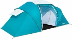 Blauwe Bestway Pavillo Family Ground 4 tent - 4 persoons