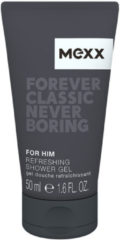 Mexx Herrendüfte Forever Classic Never Boring Shower Gel 150 ml