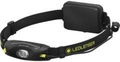 Zwarte Ledlenser Led Lenser Hardloop Hoofdlamp NEO4