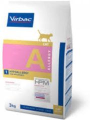 HPM Veterinary Veterinary HPM Dietetic Cat - Allergy A1 Insect - 3 kg