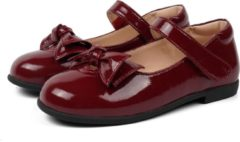 Paxico Shoes | Little Dorothy | Meisje Ballerina's - Rood