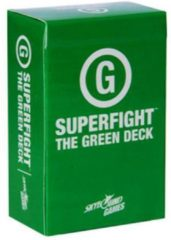 Groene Skybound Games Superfight The groen Deck