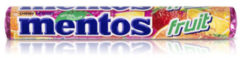 Mentos Fruit (1rol)
