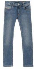 Blauwe Diesel Kids Jeans 00j3rj kxb8a k01
