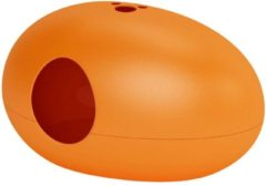 SinDesign Poopoopeedo Kattenbak oranje