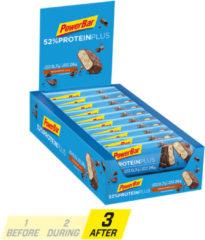 PowerBar Protein Plus 52% HighPro. ChocolateNut 20x50g