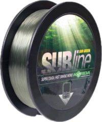 Korda SuBline - Nylon Vislijn - groen - 10lb - 0.30mm - 1000m