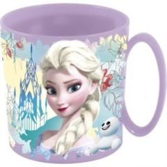 DISNEY TAZZA FROZEN IN PROPILENE ml350 DA MICROONDE ST86804
