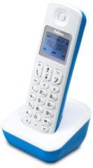 Profoon PDX-900BW DECT Telefoon | Verlicht display | 50 geheugens | Blauw