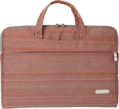 Kayond – Laptop Sleeve met hengsels tot 13 inch – Rood
