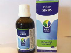 Puur Natuur Sinus - Supplement - Luchtwegen - 50 ml