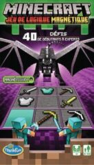 ThinkFun Minecraft Logic Puzzel - Franstalig