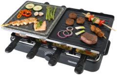 Bourgini Gourmet/raclette 16.1001 - 8 Personen