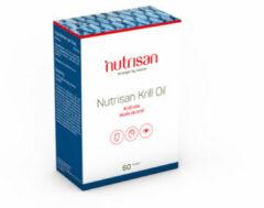 Neptune Krill Oil van Nutrisan : 60 softgels