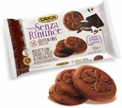 NUOVA IND. BISCOTTI CRICH SpA Crich Gusto Senza Rinunce Biscotti Cacao E Gocce Di Cioccolato Senza Glutine 300g