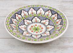 Salade schaal Azis Ø 30 cm | SOR.AZ.30 | Dishes & Deco
