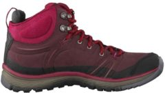 Wanderschuhe Terradora Leather Mid Waterproof 1017752 Keen wine/rhododendron