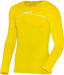 Jako Comfort Thermo Shirt - Thermoshirt - geel - 116