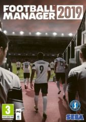 Sega Football Manager 2019 - PC