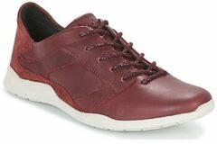 Bruine Lage Sneakers TBS JARDINS