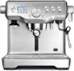 Sage The Dual Boiler Espressomachine Zwart 2200 W Met heet water tap, Display, Met melkopschuimer